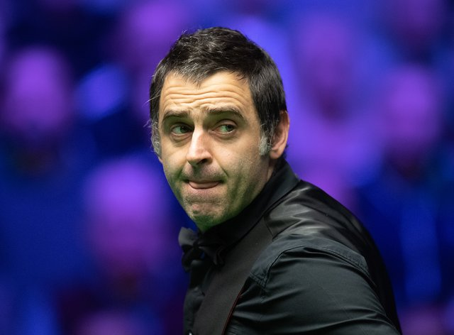 Ronnie O'Sullivan reached his 54th ranking final at the Northern Ireland Open
