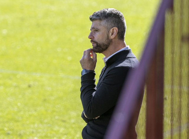 Stephen Robinson did not blame the Covid-19 withdrawals for Motherwell's failure to win