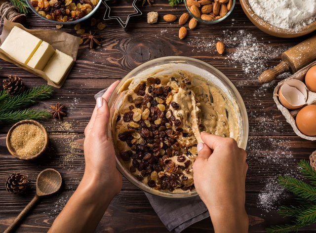 <p>Stir Up Sunday is a Christmas culinary tradition&nbsp;</p>