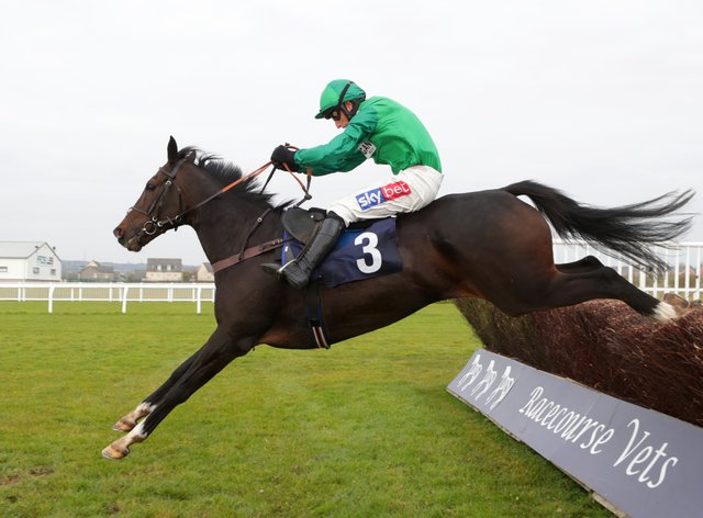 If The Cap Fits could head to Ascot next month for a Grade Two