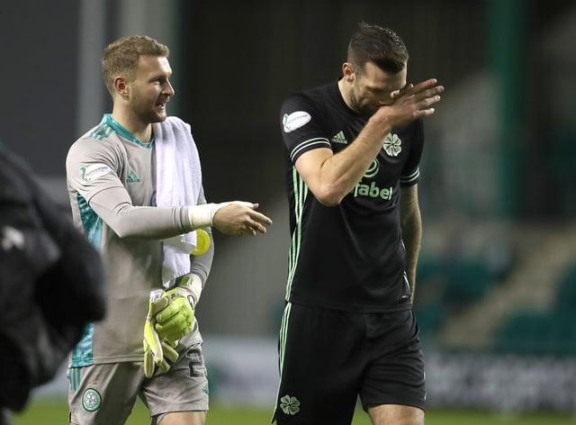 Scott Bain feels Celtic will come good