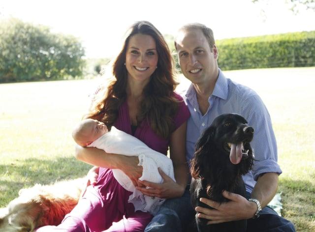 Duke and Duchess of Cambridge fifth wedding anniversary