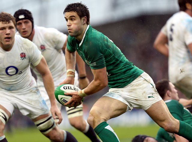 Conor Murray says Ireland are keen to take on Eddie Jones' in-form England again