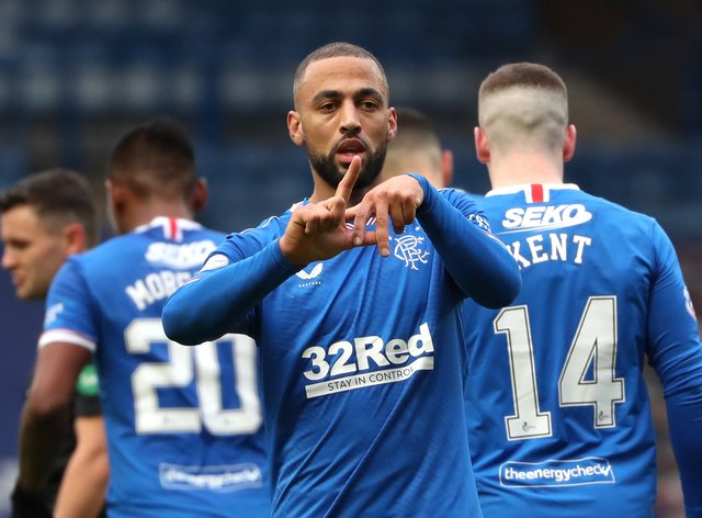 Kemar Roofe netted against Aberdeen