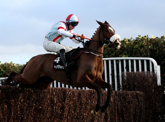 Itchy Feet ran well in defeat at Ascot on Saturday