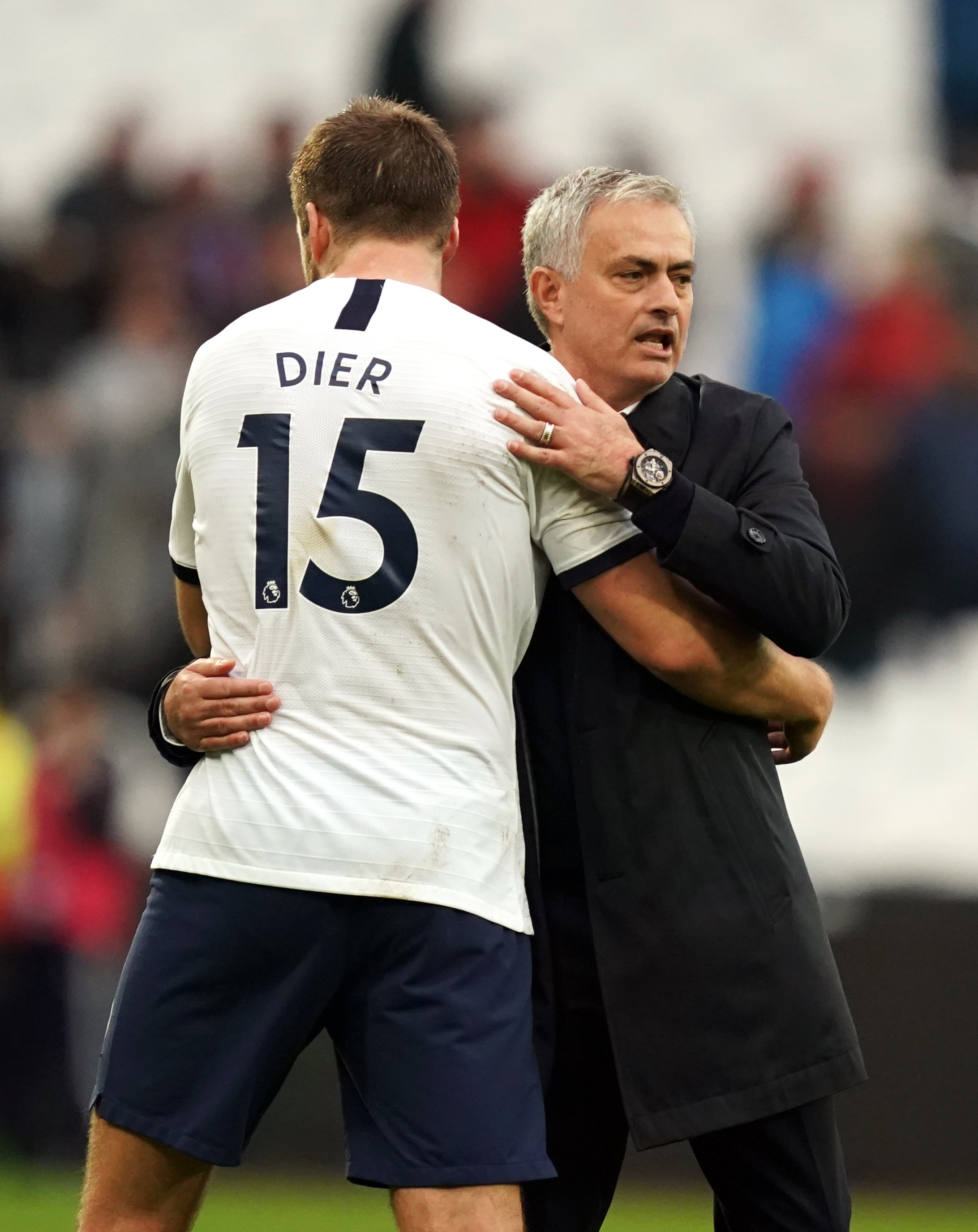 Eric Dier: Tottenham players determined to prove Jose Mourinho critics wrong