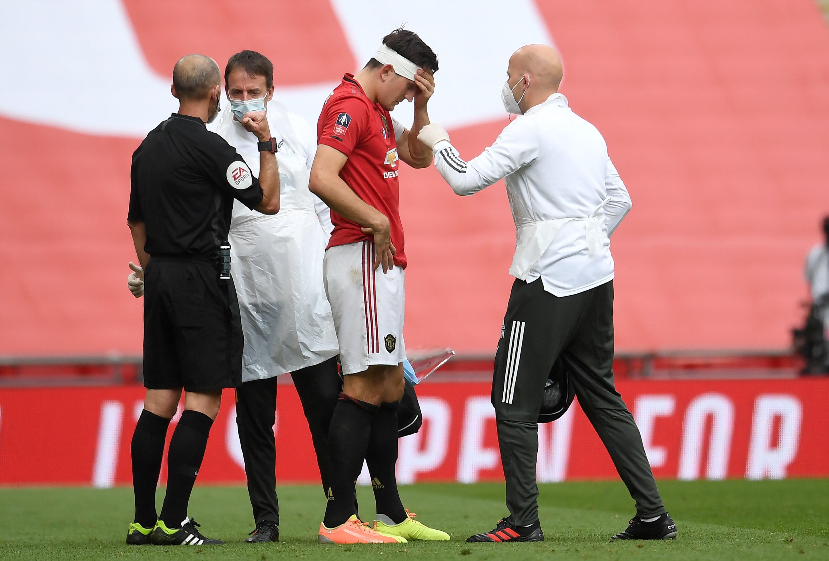 Football Association eager to trial concussion substitutes in FA Cup this season