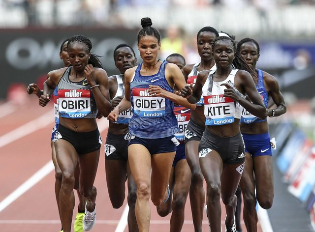 <p>London will hold a Diamond League meeting in July&nbsp;</p>