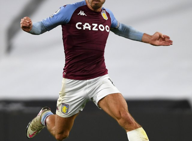 <p>Aston Villa winger Jack Grealish admitted careless driving&nbsp;</p>