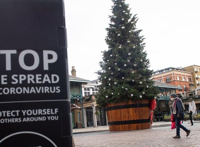 Coronavirus, London
