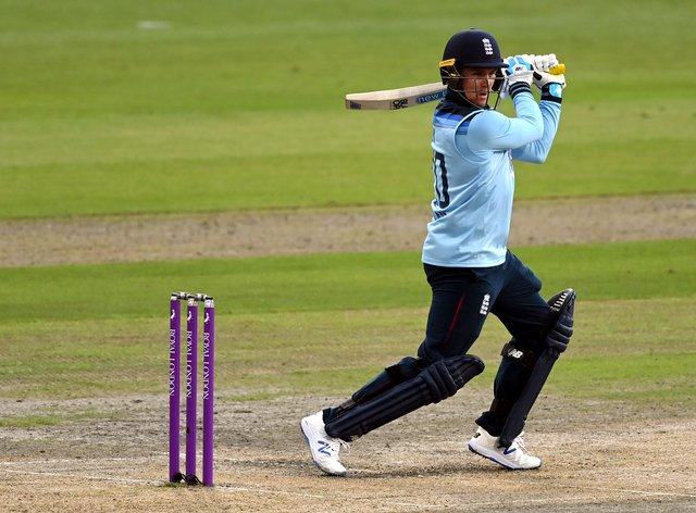 Jason Roy knows there are plenty of challengers for his position as England's T20 opener