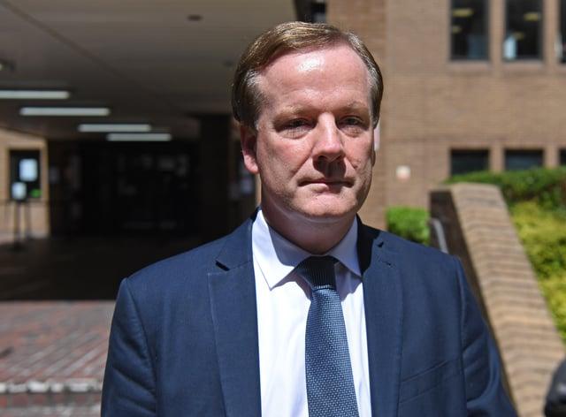 Former Conservative MP Charlie Elphicke