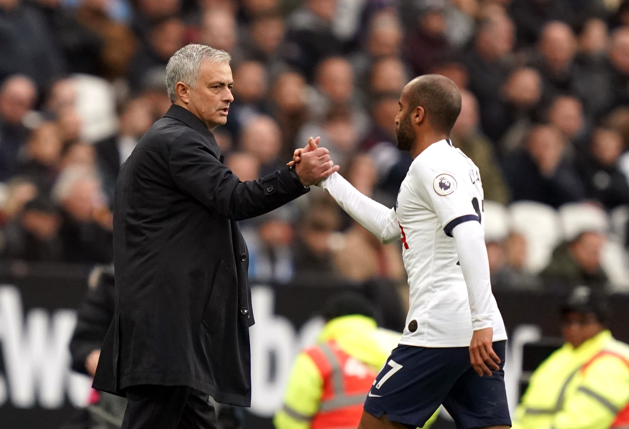 Lucas Moura says 'winner' Mourinho is man to end Tottenham's trophy drought