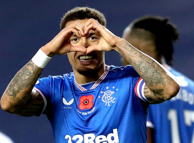 Rangers skipper James Tavernier cannot wait to see Ibrox full again