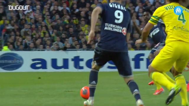 All Thauvin's goals vs Nantes