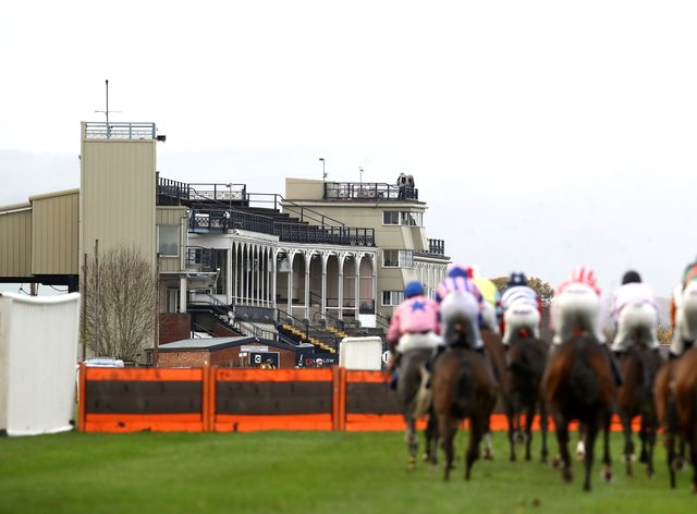Crowds are set to be back at Ludlow on Wednesday