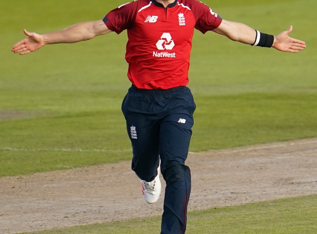 Tom Curran is happy to keep rolling with cricket's changes