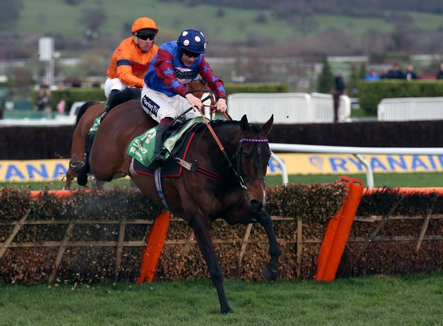 Paisley Park returns to action at Newbury on Friday