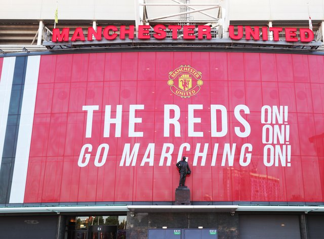 <p>Manchester United were targeted by a cyber attack</p>