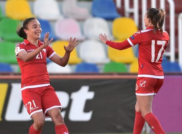 Malta defeated Georgia in their qualifier