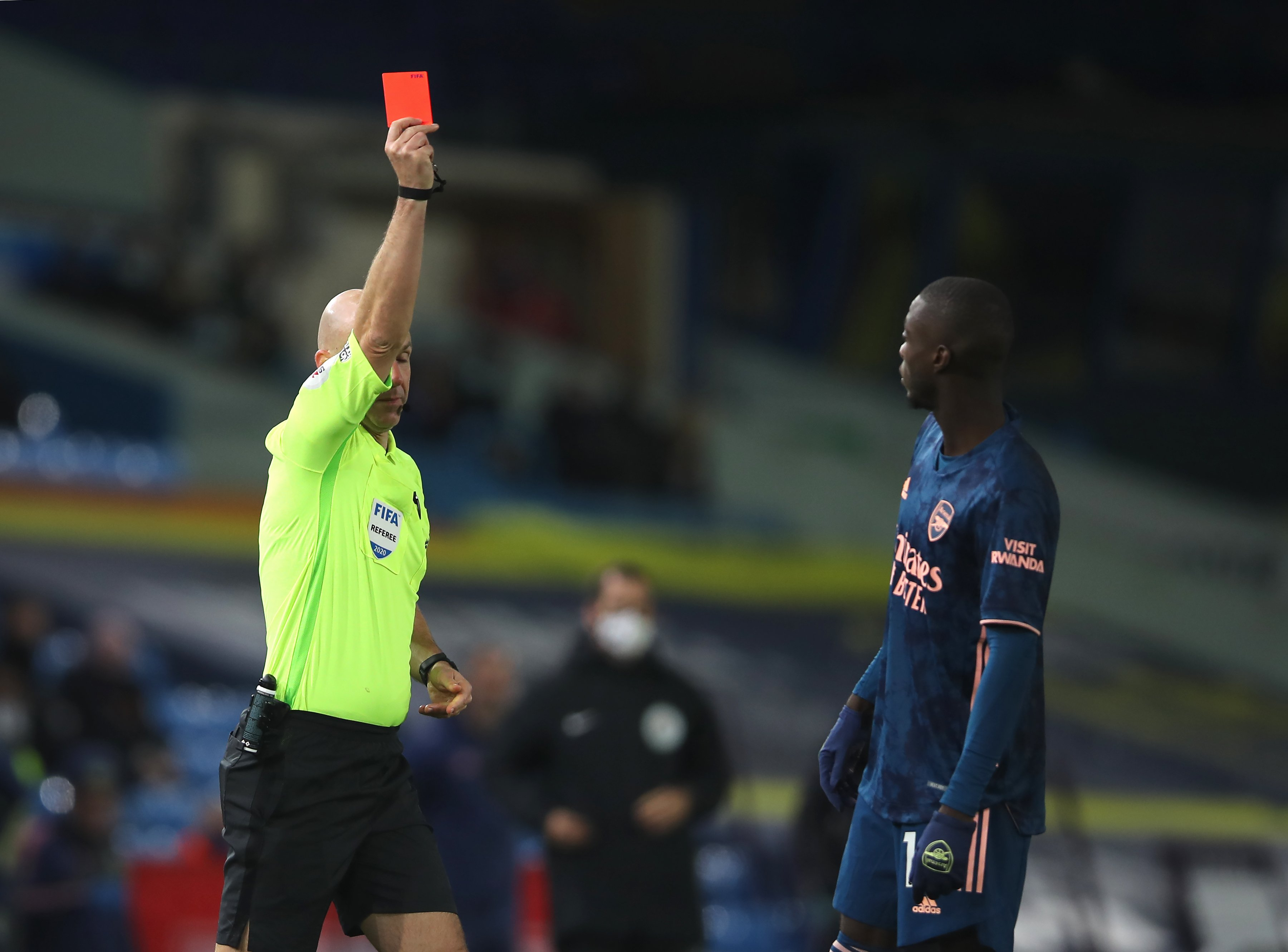 Nicolas Pepe suspended as Arsenal host Wolves