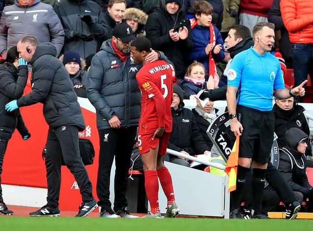 Liverpool manager Jurgen Klopp remains optimistic over Georginio WIjnaldum's contract issue