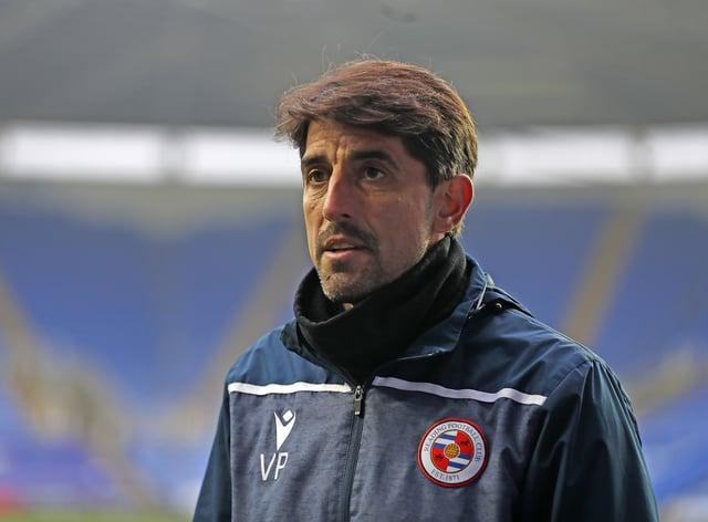 Reading manager Veljko Paunovic was a happy man