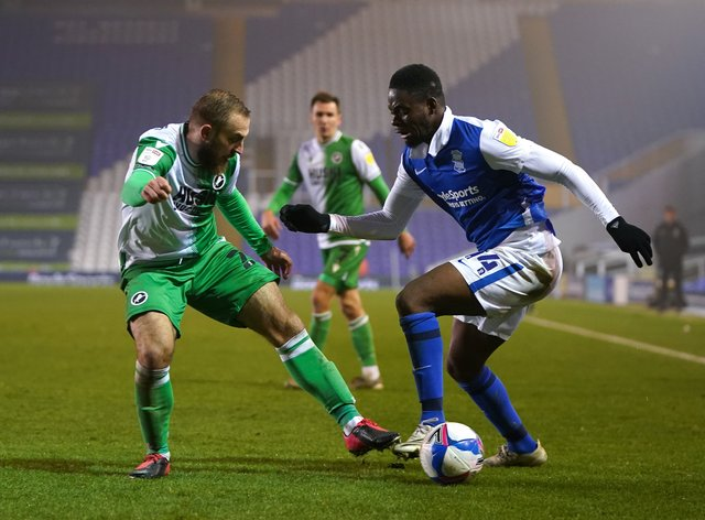 Birmingham and Millwall have become draw specialists