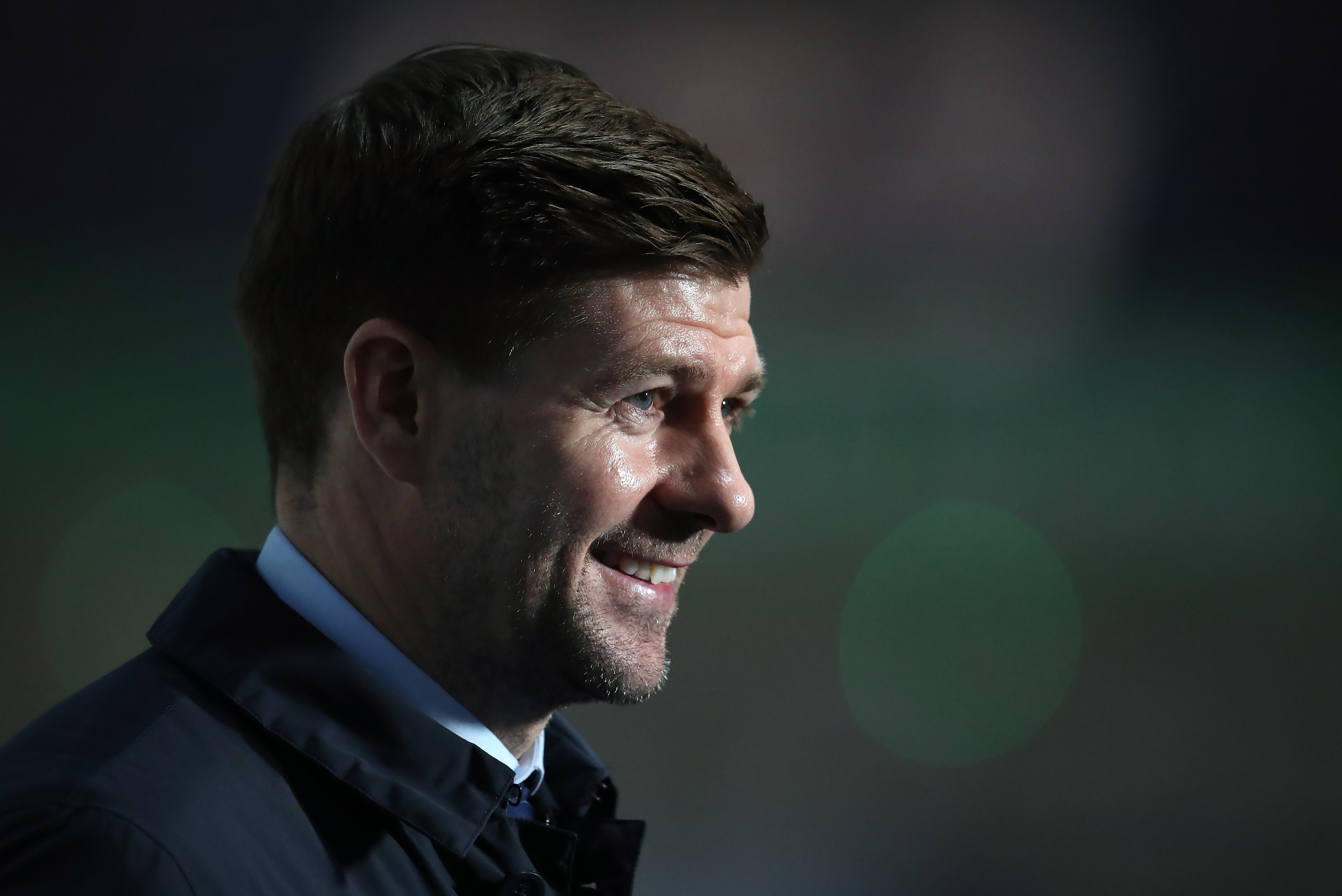 Steven Gerrard admits the future looks bright after Rangers ease past Falkirk