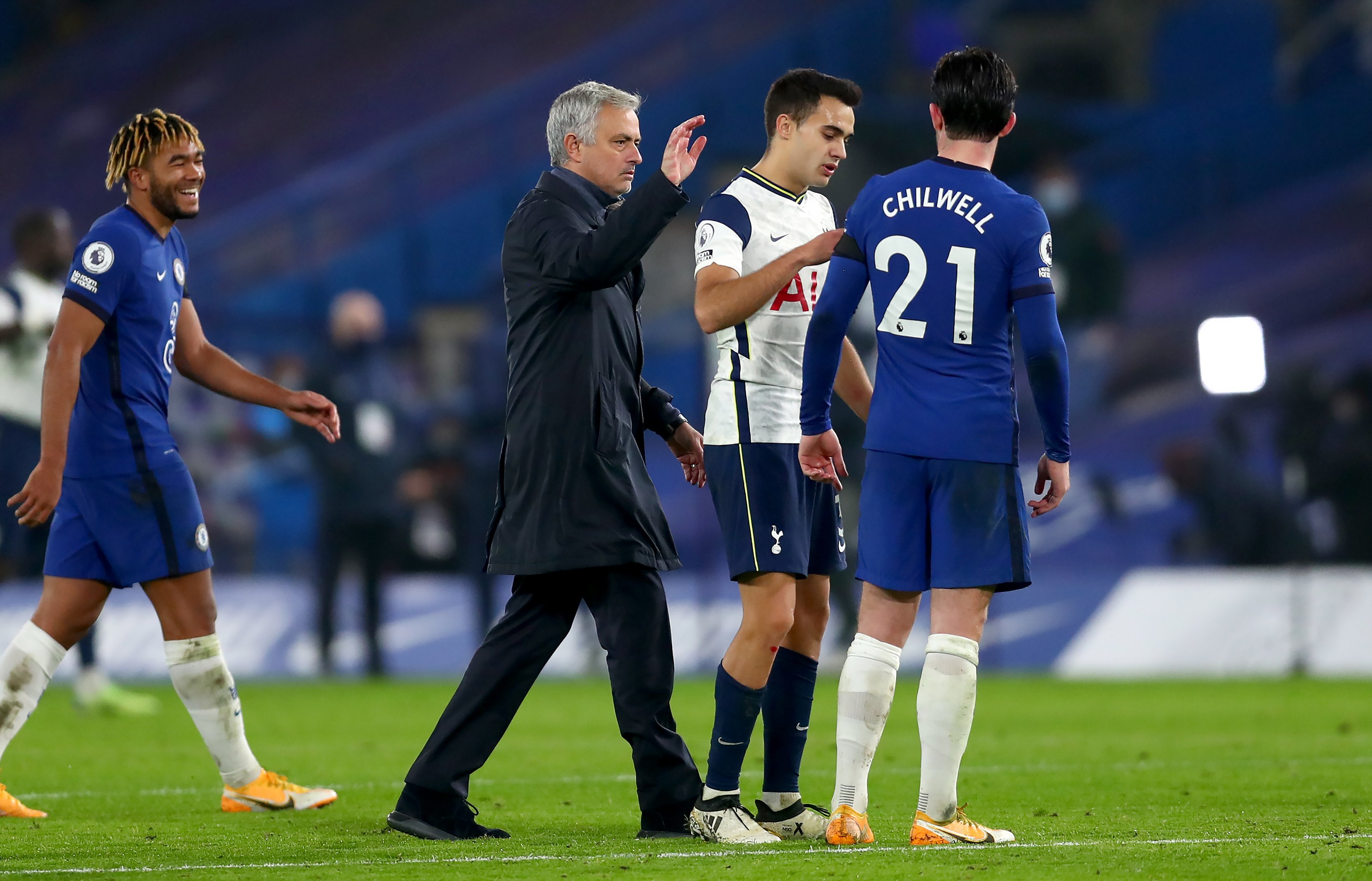 We are not a horse, we're just a pony in Premier League race – Jose Mourinho