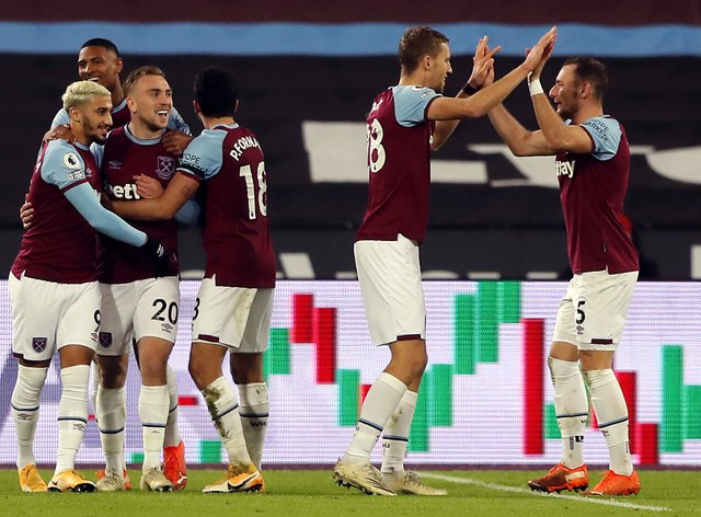 West Ham have made their best start to a season since moving to the London Stadium