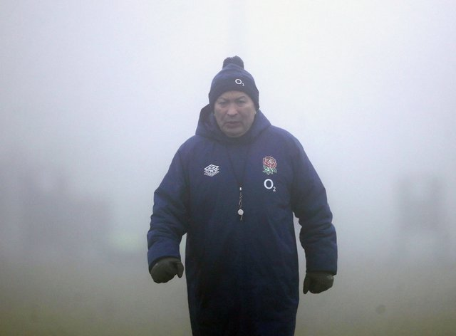 Eddie Jones believes rugby is going through a defensive cycle