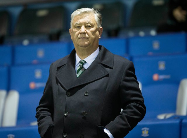 Celtic chief executive Peter Lawwell backs under fire boss Neil Lennon