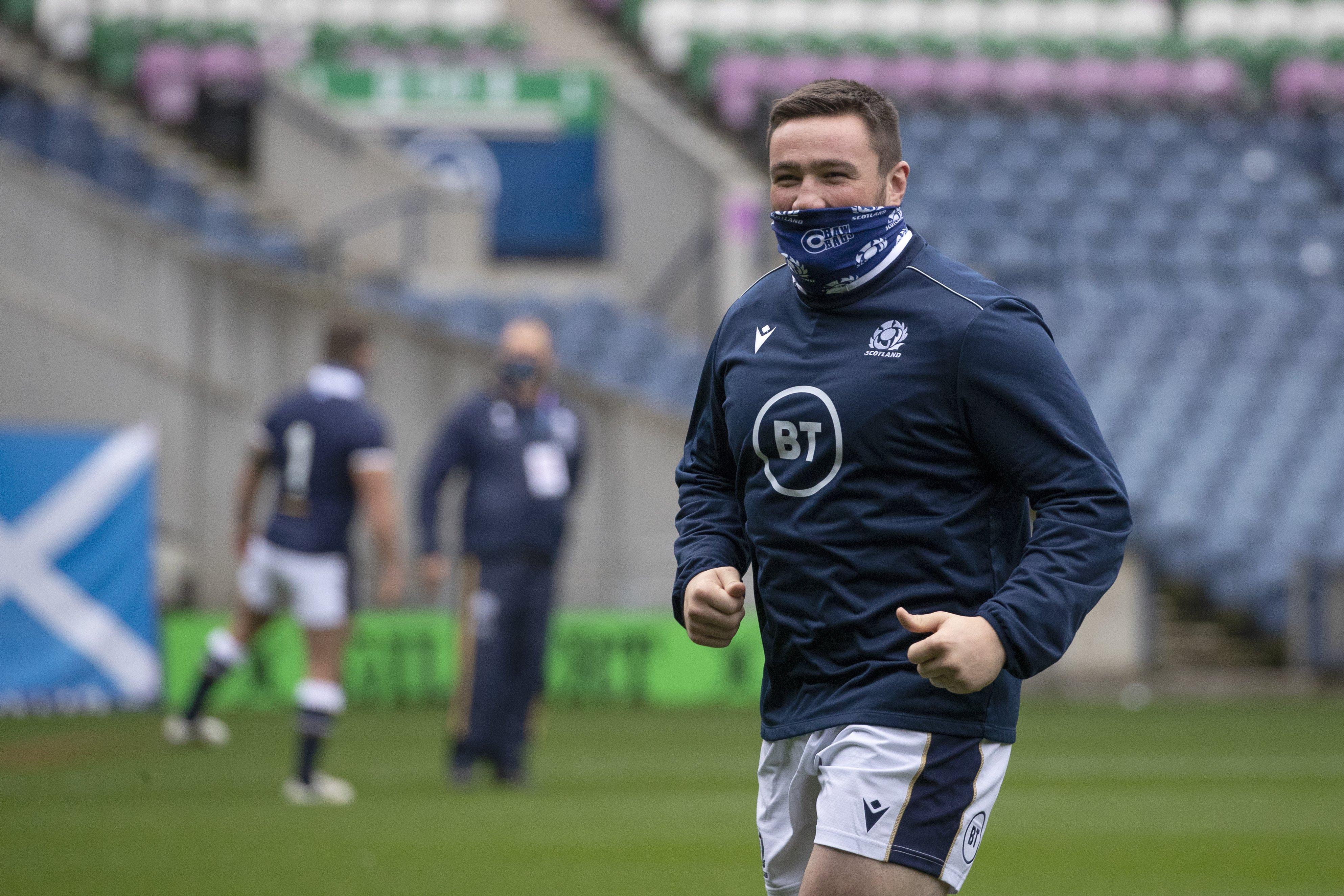 Zander Fagerson: Scotland have 'grown as a team' since last Ireland clash