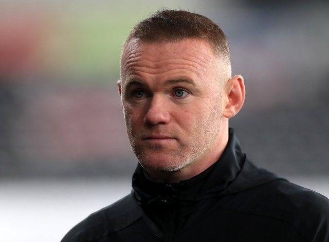 Wayne Rooney has been made interim manager until the imminent takeover of the club is completed