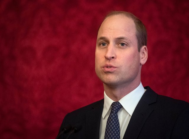 The Duke of Cambridge has paid tribute to Africa's leading wildlife protectors during the annual Tusk Conservation Awards. Victoria Jones/PA Wire