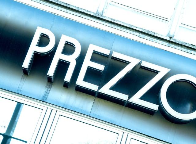 A Prezzo restaurant