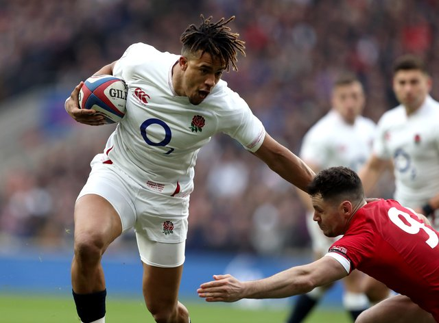 Anthony Watson says England are bursting with motivation to defeat France