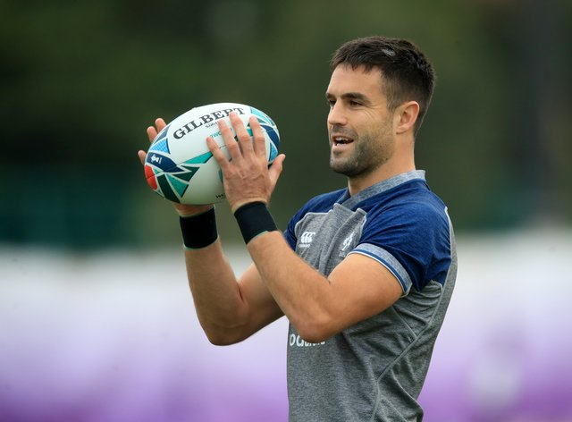 Conor Murray says Scotland will be encouraged by Ireland's poor performance against Georgia in their Autumn Nations Cup clash