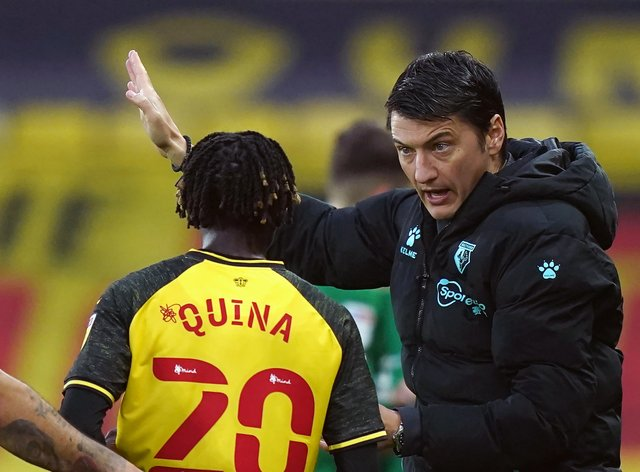 Vladimir Ivic wants his side to improve their form on the road