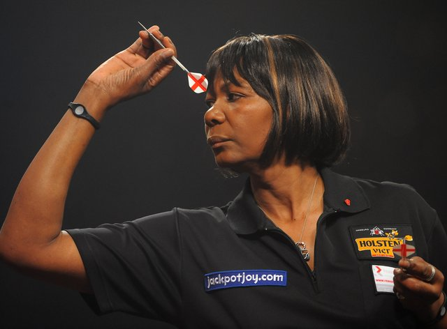 Deta Hedman will make her debut in the PDC World Championship