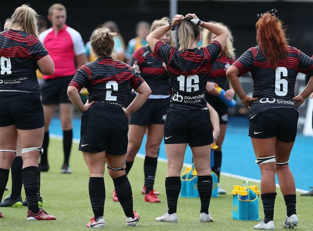Saracens' next two matches have been postponed