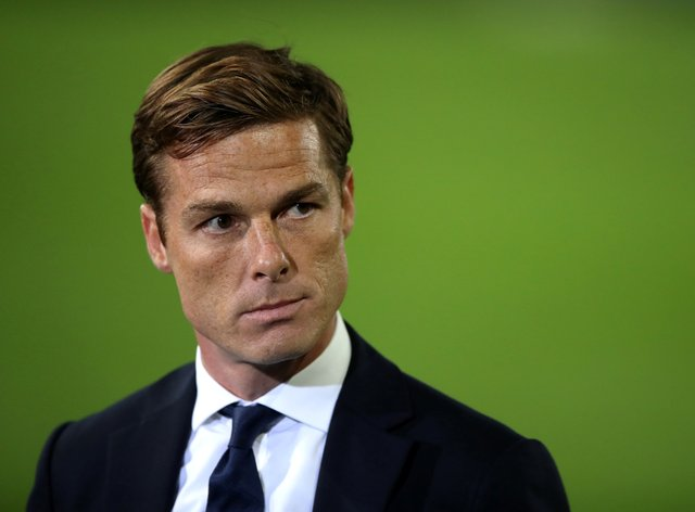 Scott Parker (left) says victory at Leicester has boosted belief in the Fulham ranks