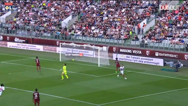 Lyon's best goals at Metz
