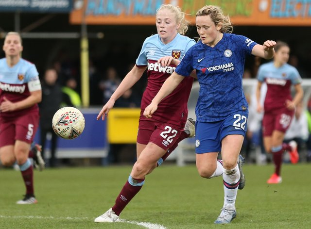 Chelsea will host West Ham this weekend