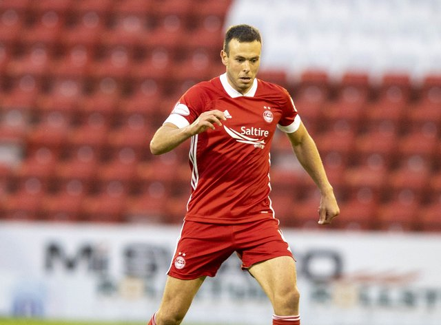 Andy Considine aims to put things right