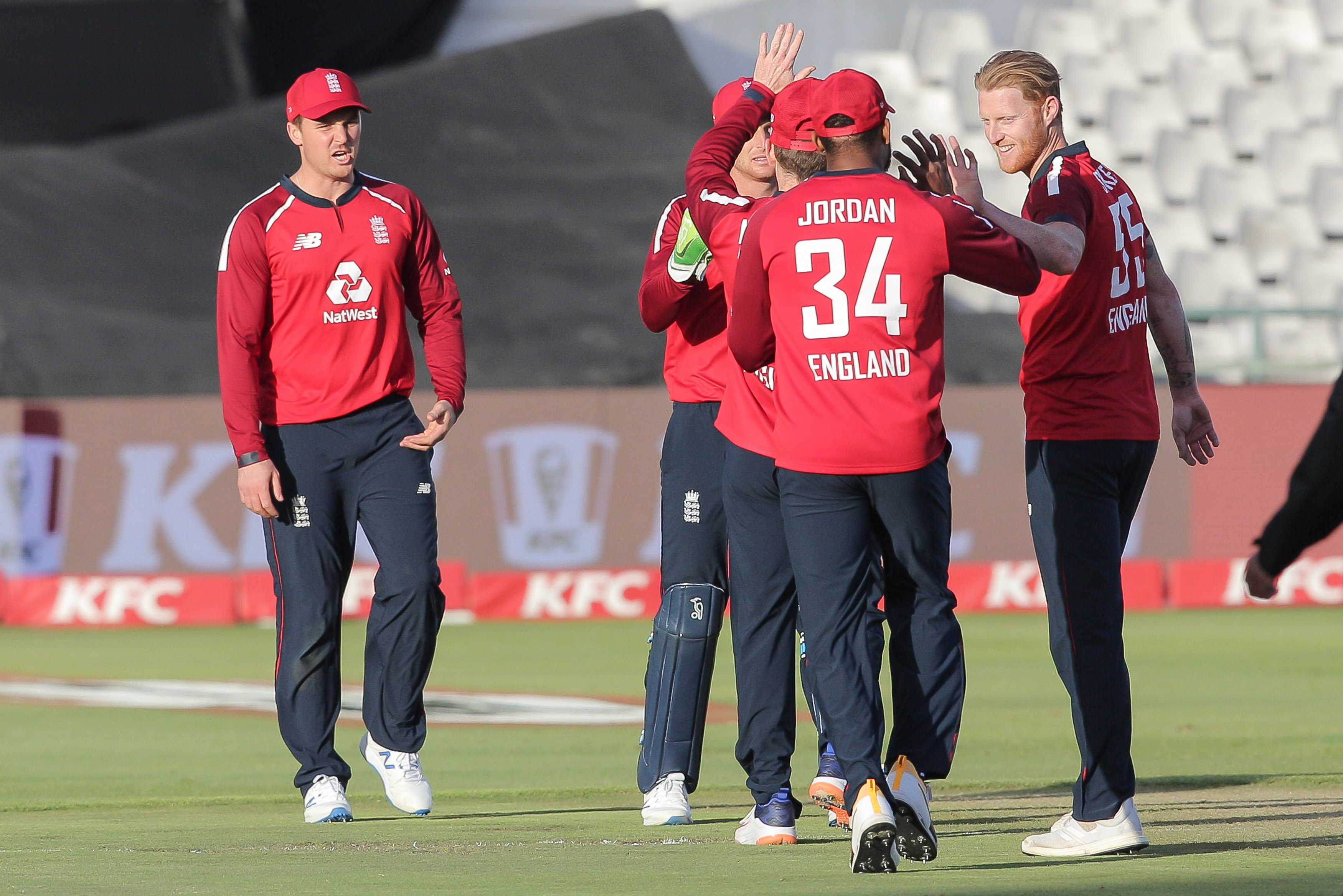 England and South Africa waiting for Covid-19 results after ODI postponement