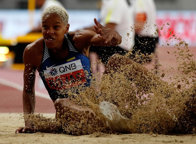 <p>Yulimar Rojas wins World Athletics' Athlete of the Year</p>