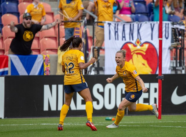 <p>It's the end of an era for Utah Royals&nbsp;</p>