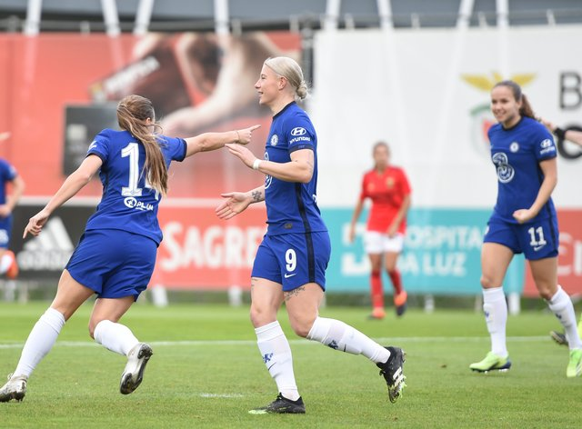 <p>Chelsea were mighty impressive as they thrashed Benfica in the first leg of their last 32 tie</p>